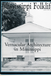 Vol. 31, No. 2, Spring 1999: Vernacular Architecture
