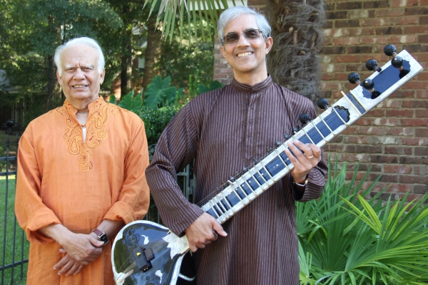 An Interview with Sitarists Vish Shenoy and Hiranmay Goswami