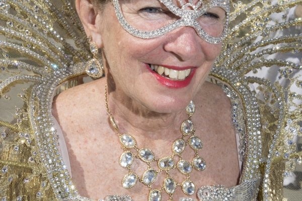Gulf Coast Mardi Gras: Tammy Mercure Captures the Krewe of Nereids